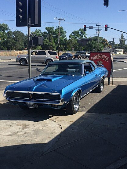 1969 Mercury Cougar XR7 for sale 100998660