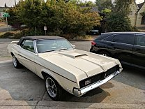 1969 Mercury Cougar LS Coupe for sale 101018803