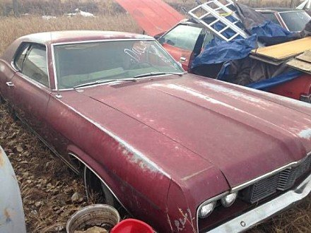 1969 Mercury Cougar for sale 100846204