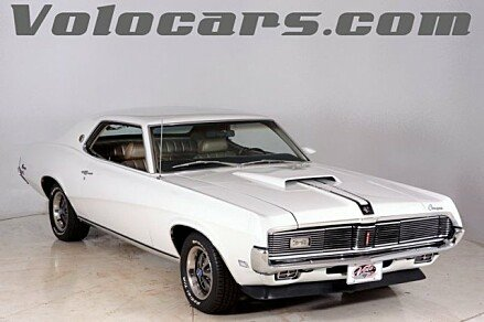1969 Mercury Cougar for sale 100898366