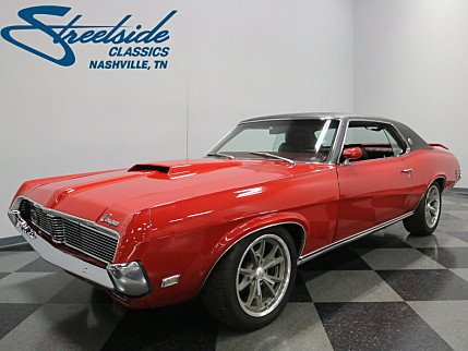 1969 Mercury Cougar for sale 100917046