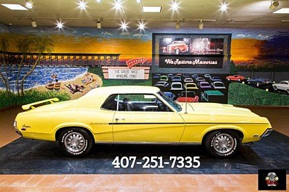 1969 Mercury Cougar for sale 100924517