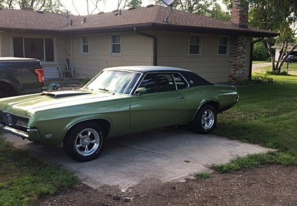 1969 Mercury Cougar for sale 100924629