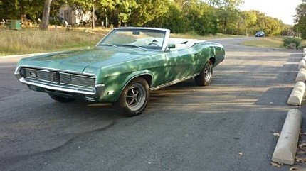 1969 Mercury Cougar for sale 100958034
