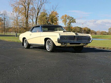 1969 Mercury Cougar for sale 100965691
