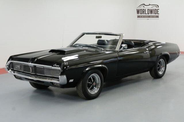 1969 Mercury Cougar Classics For Sale Classics On Autotrader