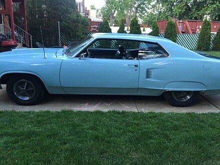 1969 Mercury Marauder for sale 100750604