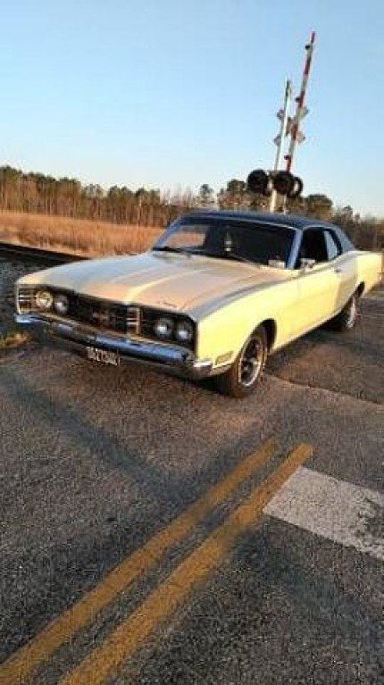 1969 Mercury Montego for sale 100979282