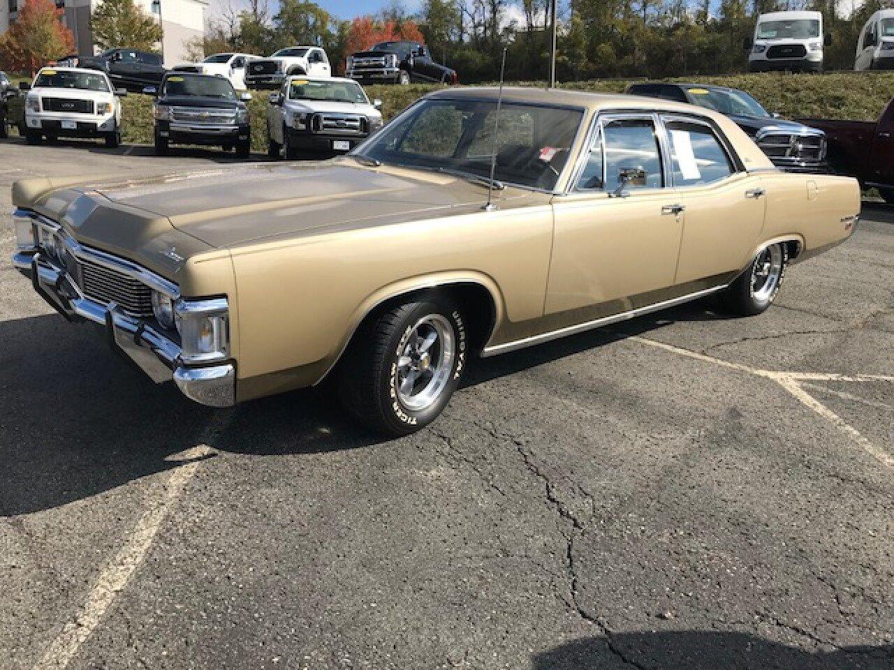 1969 Mercury Monterey for sale near Pittsburgh, Pennsylvania 15236 - Classics on Autotrader
