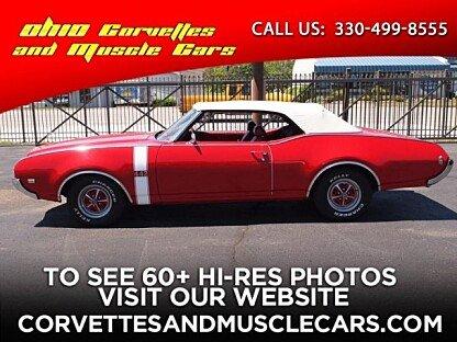 1969 Oldsmobile 442 for sale 100020745