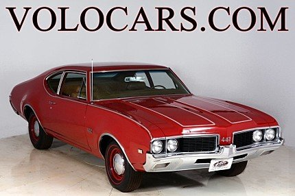 1969 Oldsmobile 442 for sale 100739996