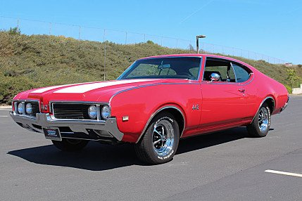 1969 Oldsmobile 442 for sale 100753674