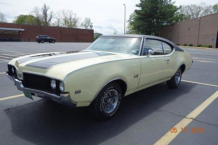 1969 Oldsmobile 442 for sale 100770620