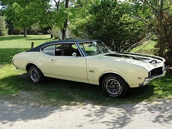 1969 Oldsmobile 442 for sale 100825255