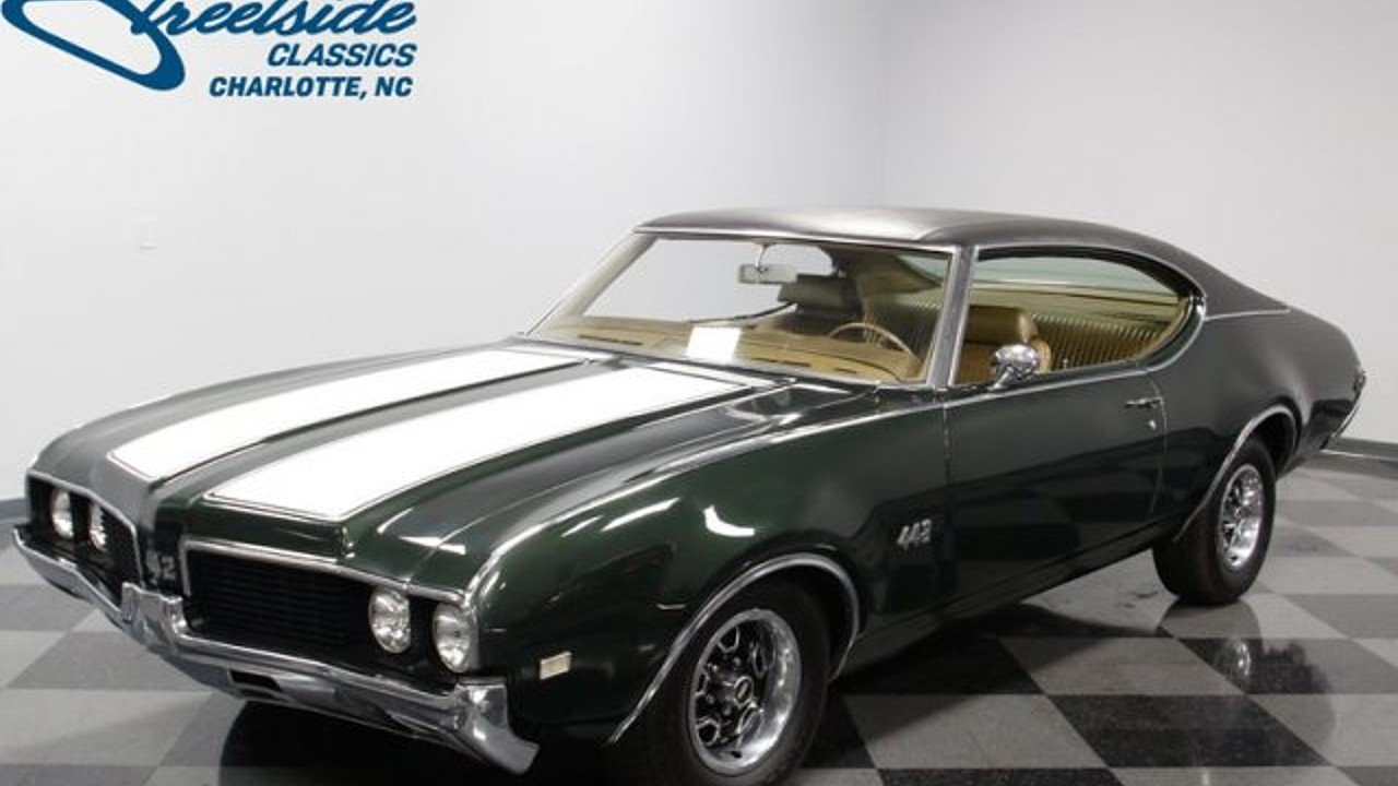 1969 Oldsmobile 442 for sale near Concord, North Carolina 28027 ...