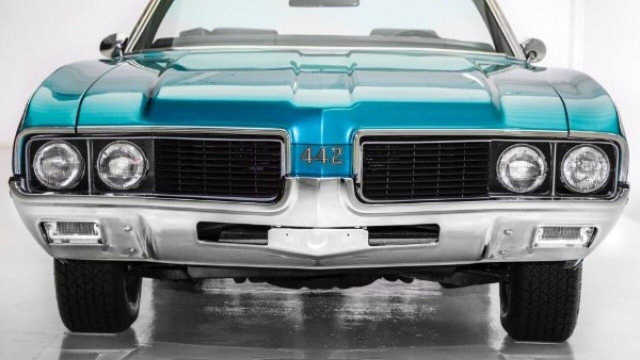 1969 Oldsmobile 442 for sale near Des Monies, Iowa 50309 - Classics ...