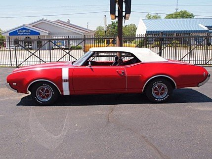 1969 Oldsmobile 442 for sale 100818542