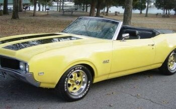 1969 Oldsmobile 442 for sale 100835323