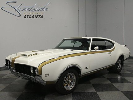 1969 Oldsmobile 442 for sale 100901894