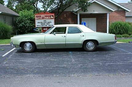 1969 Oldsmobile 88 for sale 100806919