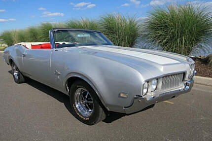 1969 Oldsmobile Cutlass for sale 100731710