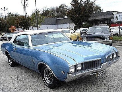 1969 Oldsmobile Cutlass for sale 100780360