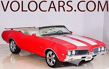 1969 Oldsmobile Cutlass for sale 100841844