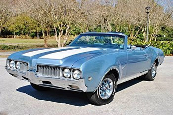 1969 Oldsmobile Cutlass for sale 100778722