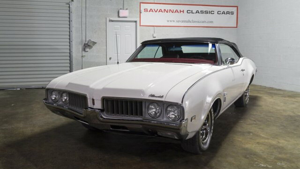 1969 Oldsmobile Cutlass for sale 100924158