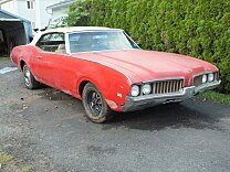 1969 Oldsmobile Cutlass Supreme Coupe for sale 101041261