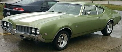 1969 Oldsmobile Cutlass for sale 100825658