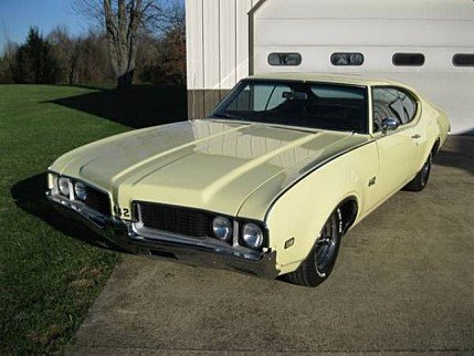 1969 Oldsmobile Cutlass for sale 100876478
