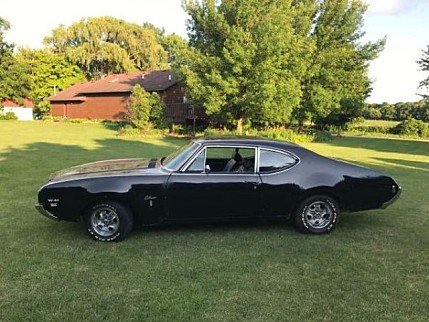 1969 Oldsmobile Cutlass for sale 100886194