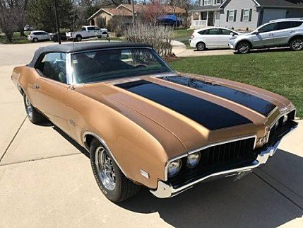 1969 Oldsmobile Cutlass for sale 101030194