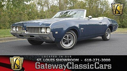 1969 Oldsmobile Cutlass for sale 101043690