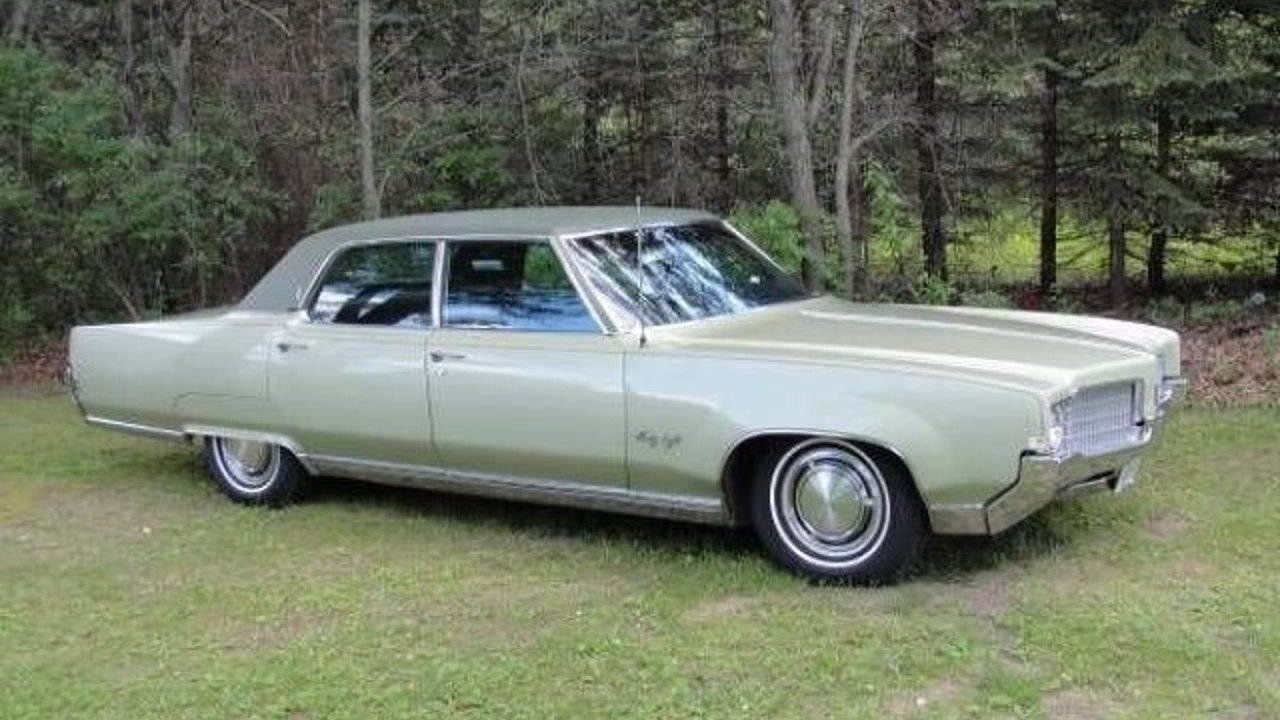 1969 Oldsmobile Ninety Eight For Sale Near Cadillac