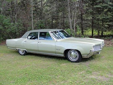 1969 Oldsmobile Ninety-Eight for sale 100825732