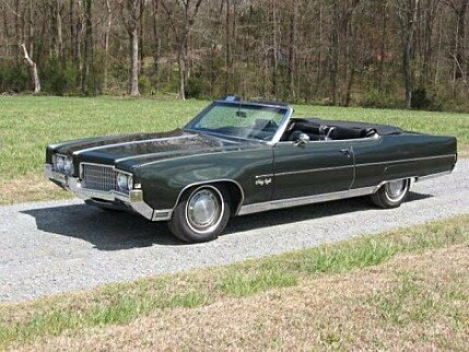 1969 Oldsmobile Ninety-Eight for sale 100927837