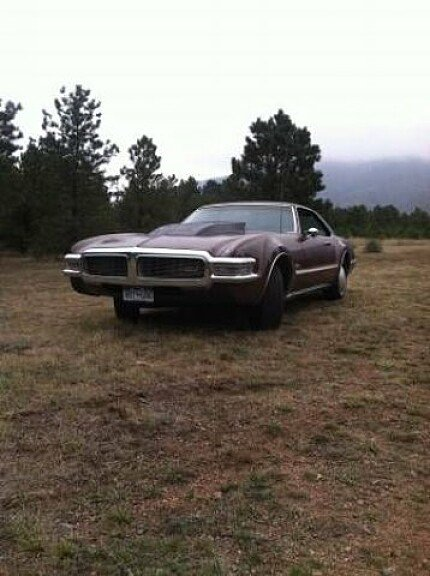 1969 Oldsmobile Toronado for sale 100874311