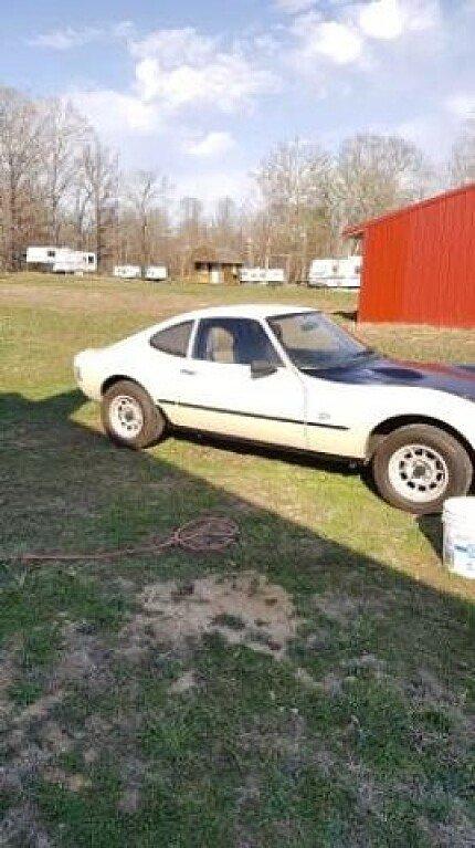 1969 Opel GT for sale 100862250