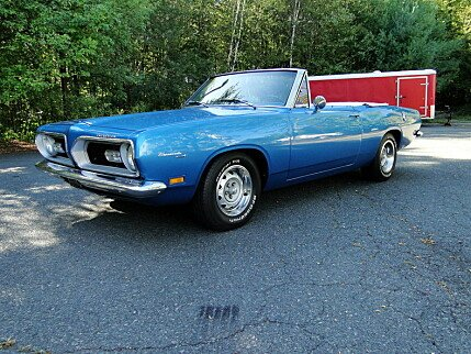 1969 Plymouth Barracuda for sale 100797240