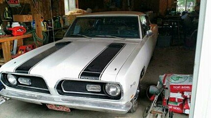 1969 Plymouth Barracuda for sale 100824962