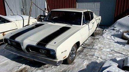 1969 Plymouth Barracuda for sale 100825347