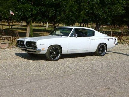 1969 Plymouth Barracuda for sale 100825598