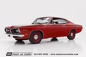 1969 Plymouth Barracuda for sale 100887843