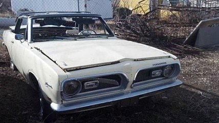 1969 Plymouth Barracuda for sale 100825684