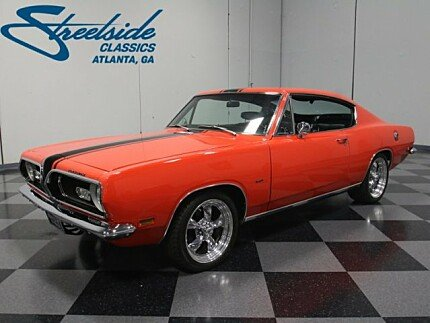 1969 Plymouth Barracuda for sale 100948044