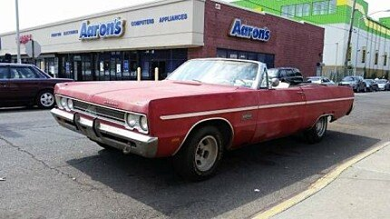 1969 Plymouth Fury for sale 100806237