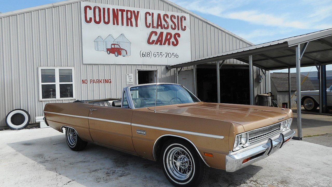 1969 Plymouth Fury for sale near Staunton, Illinois 62088 ...