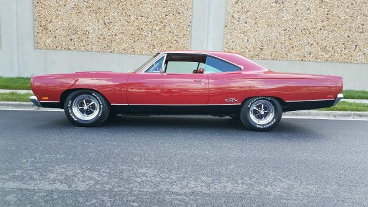 1969 Plymouth GTX for sale near Linthicum, Maryland 21090 - Classics ...